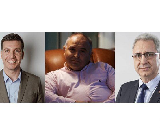 ТОП 3 Нетуъркинг лидери за месец септември
